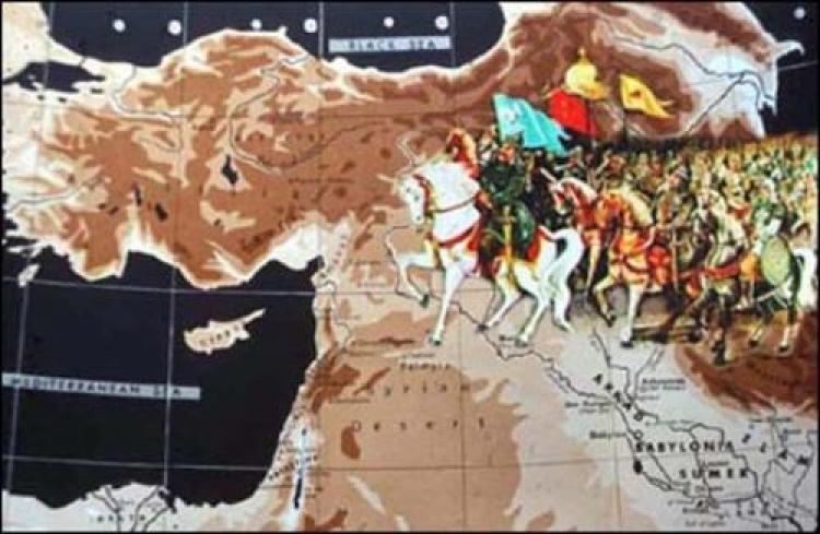 Anadolu'da Proto- Türk İzleri