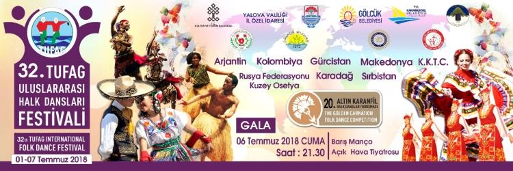 32. Tufag Festivali Başlıyor