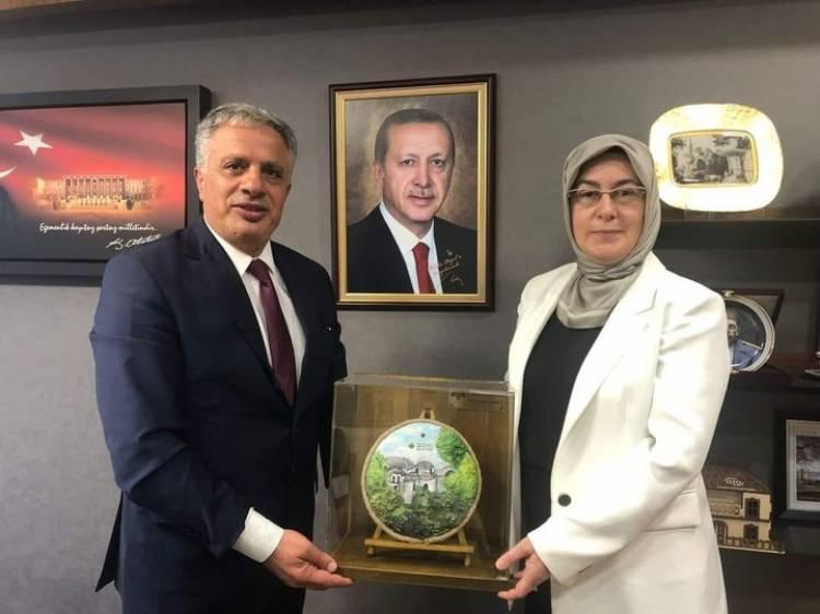 Acar'dan Ankara Çıkarması
