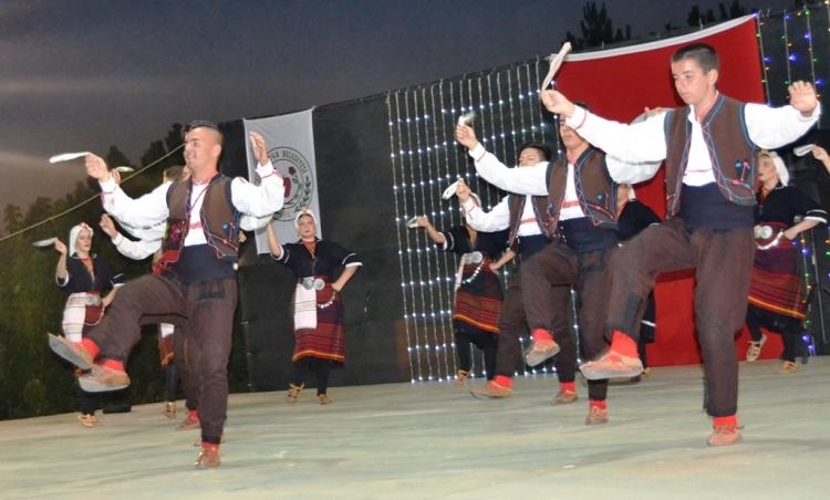 Altınova'da Halk Dansları Esintisi