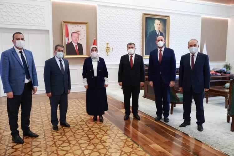 """Ankara'ya, """"Tıp Fakültesi"""" Çıkarması"""