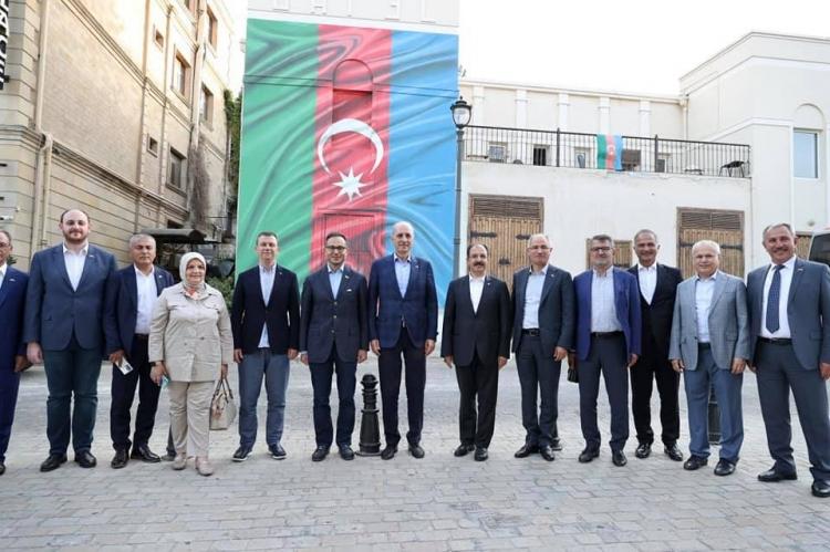Büyükgümüş Azerbaycan'da