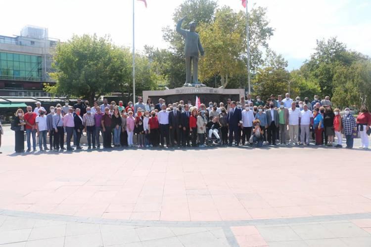 CHP 98. Yaşını Kutladı
