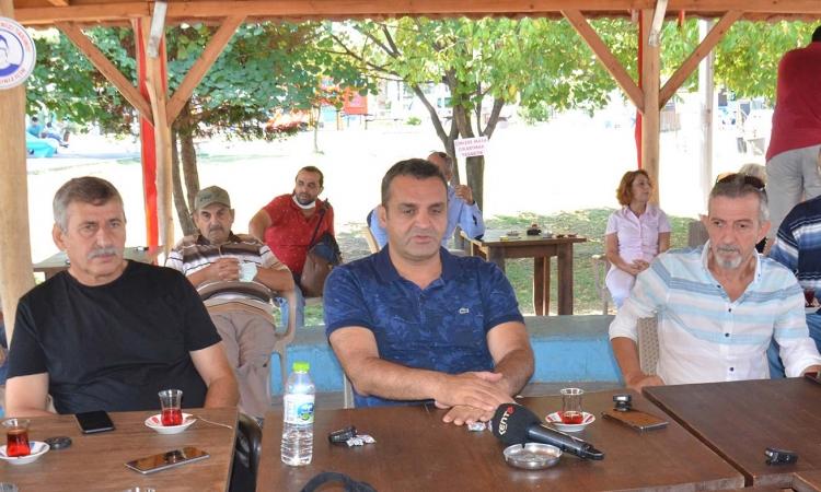 CHP'li Vekil Yalovalı Balıkçıları Dinledi