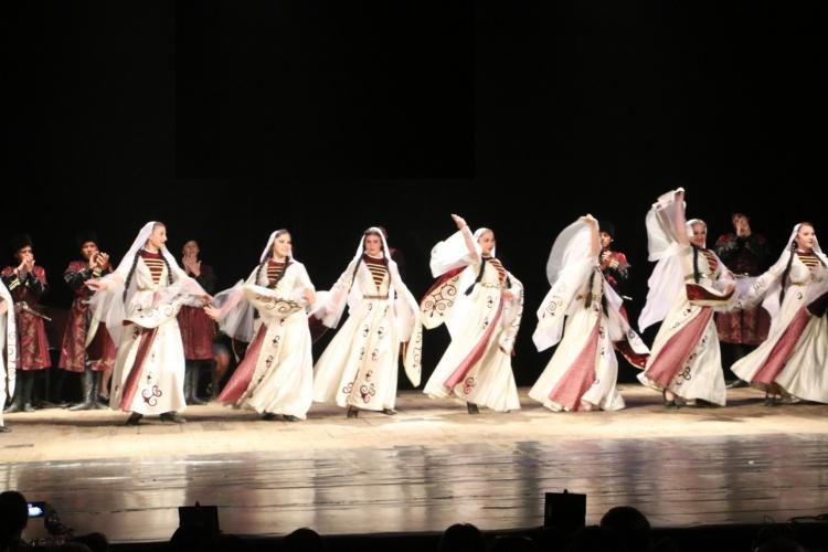 Eliya Dans Ekibi'nden Prag Çıkarması