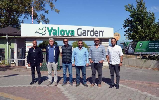 Yalova Garden'dan Botanik Park Projesi