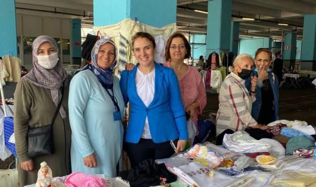 """""""Güneşin Kadınları Projesi"""" Yalova'da da Hayata Geçiyor"""