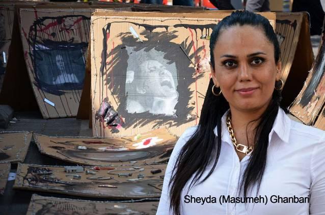 Kadına Yönelik Şiddeti Anlattı