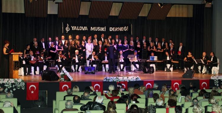 Yalova Musiki Derneği  Marmaris'te Konser Verecek