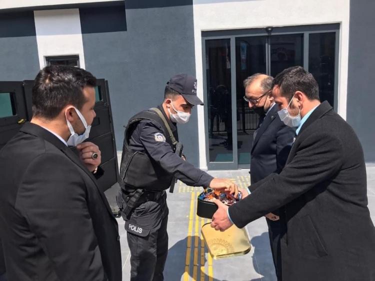 MHP Polis Haftasını Kutladı