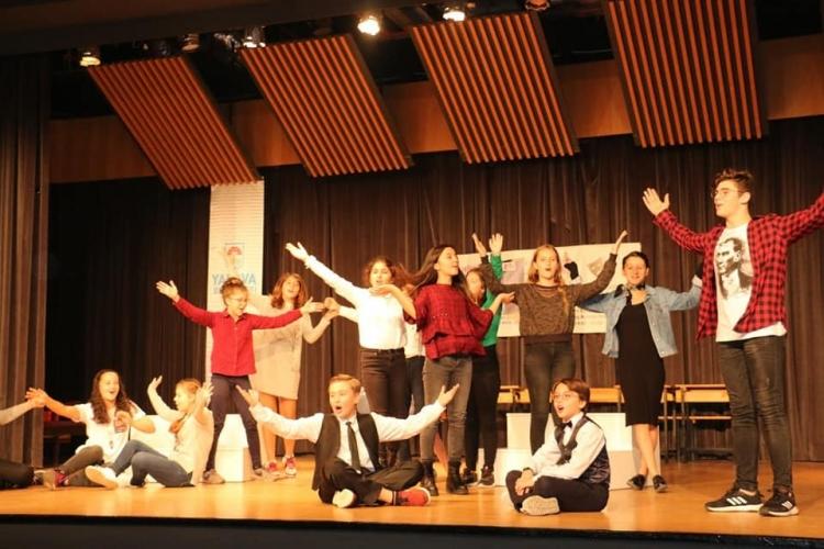 Öğrencilerden Müthiş Performans