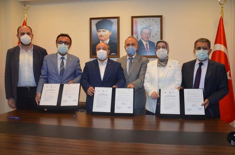 İMES Ve Üniversite Arasında İşbirliği Protokolü İmzalandı