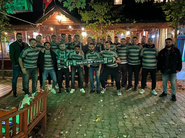 """Soğucakspor'da Hedef, """"Şampiyonluk"""""""