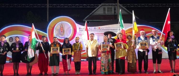 Taylandlılar Türk Folkloruna Hayran Kaldı