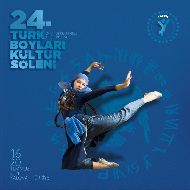 Türk Boyları 24. Kez Yalova'da Toplanıyor