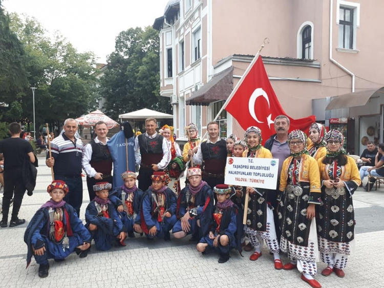 Türkiye'yi Bulgaristan'da Temsil Ettiler