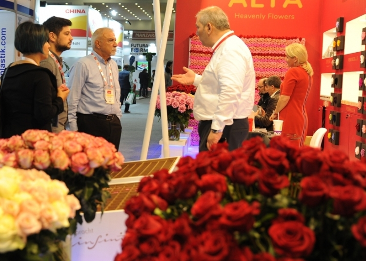 Yalovalı Üreticiler Uluslararası Çiçekçilik Fuarına Katılacak
