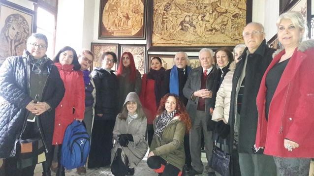 Yalova'yı Antakya'da Temsil Ettiler